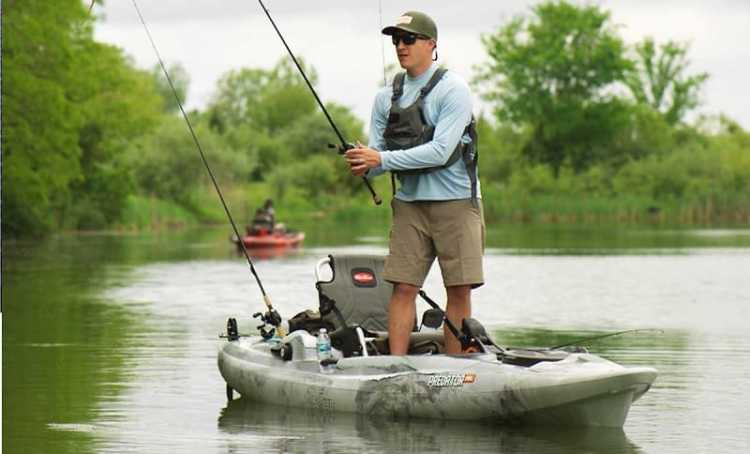 What Is A Fishing Kayak And Its Best Features? - Active At