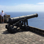 Active Caribbean Travel Favourite UNESCO sites in the Caribbean - Brimstone Fortress in St. Kitts