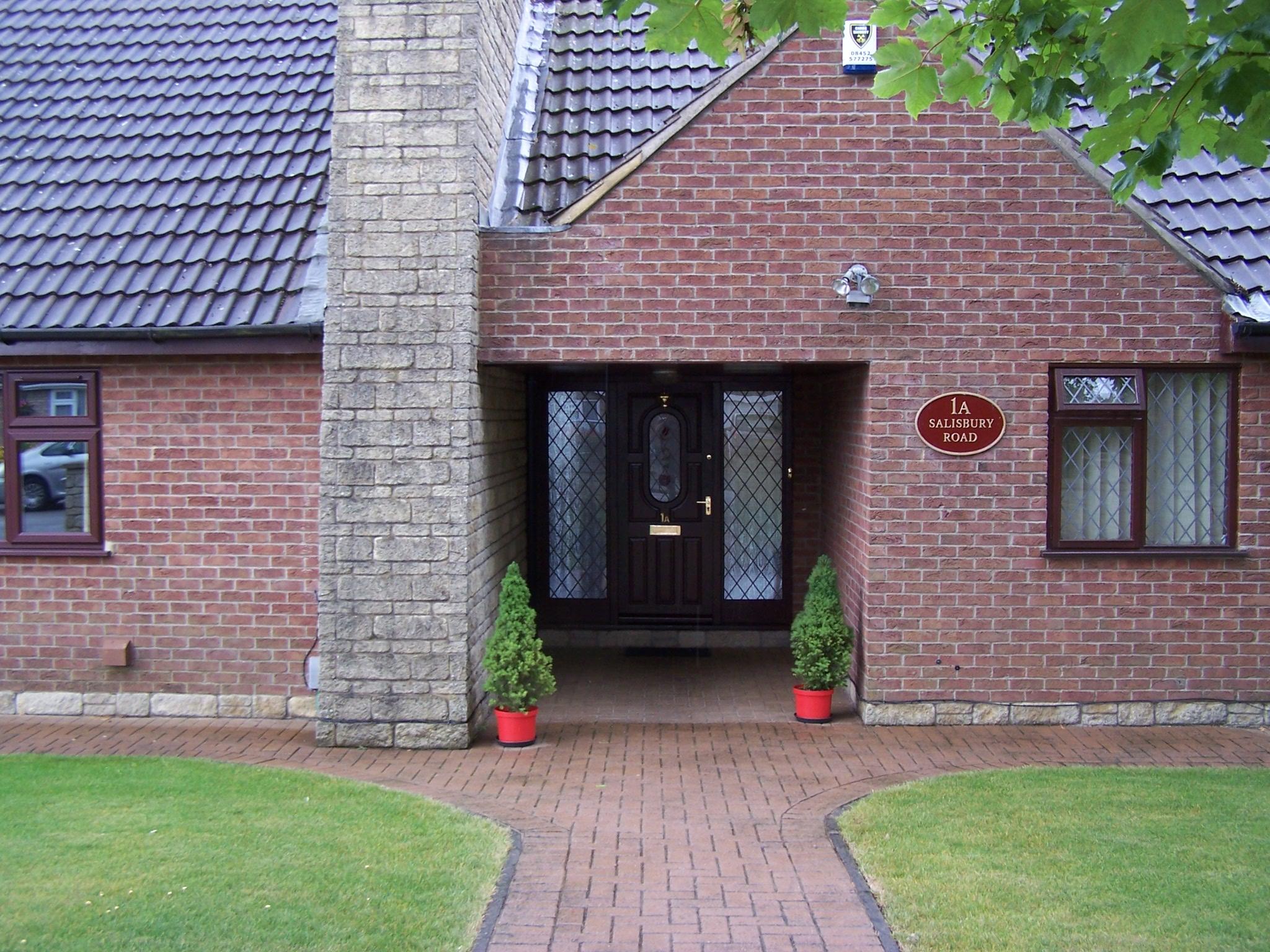 front door 001