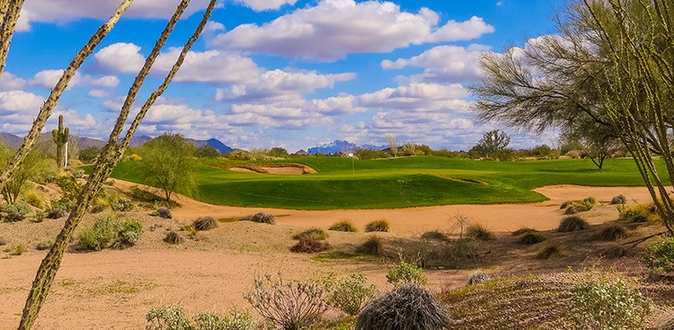 Longbow Golf Course Mesa, Arizona