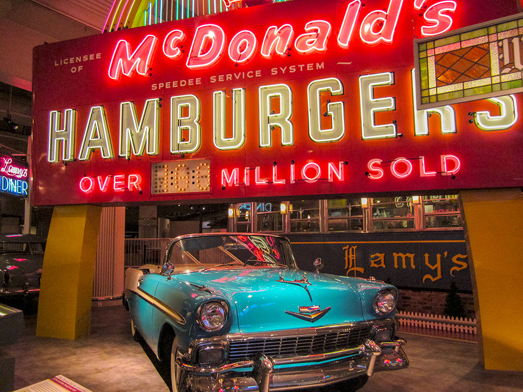 McDonald's at The Henry Ford Museum