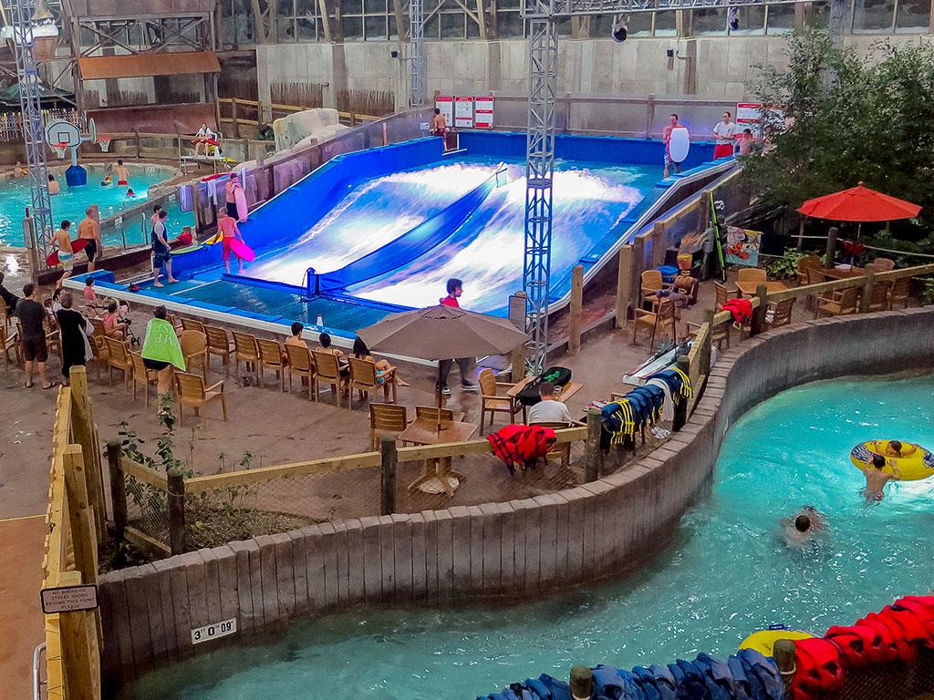 Jay Peak Ski Resort Water Park