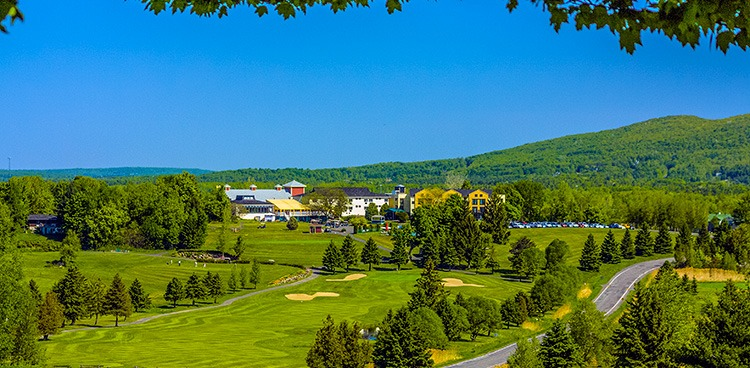 Golf Chateau Bromont