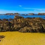 Half Moon Bay California beach