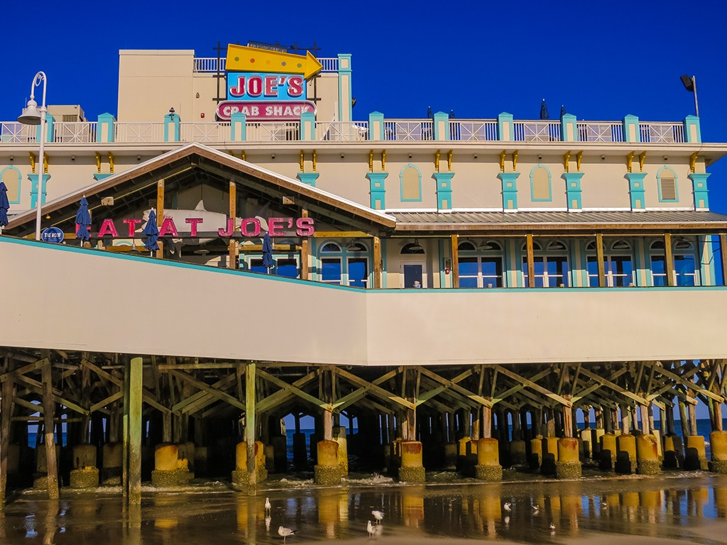 Joe S Crab Shack Daytona Beach Pier