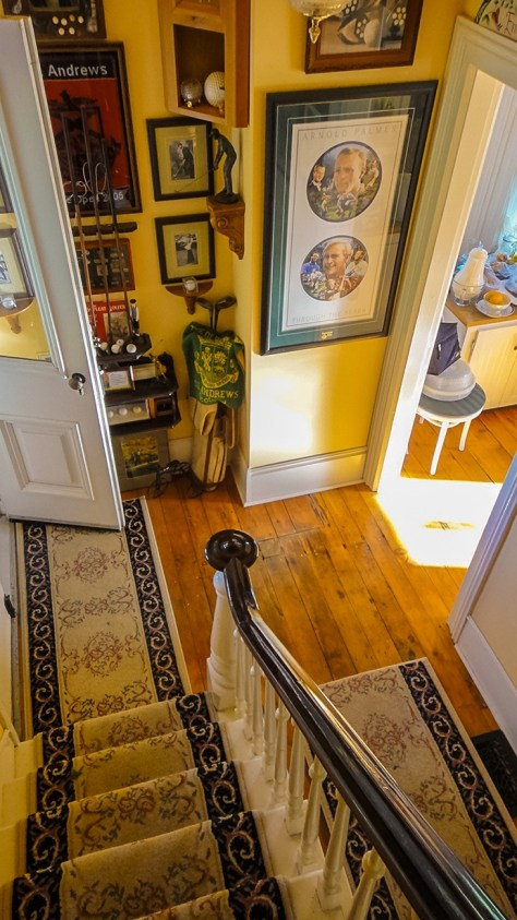 Hallway Gallery Bed and Breakfast