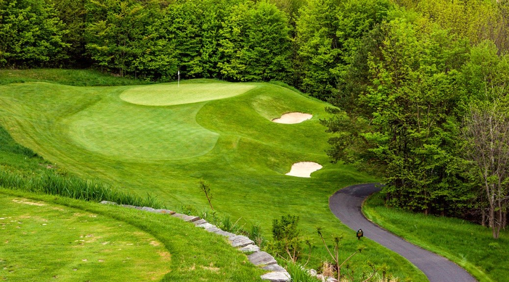 Deerhurst Highlands Golf Course Par 3
