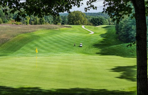 Schuss Mountain Golf Course