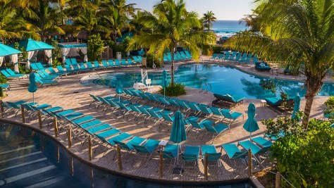 Lone Palm Pool at Margaritaville Beach Resort