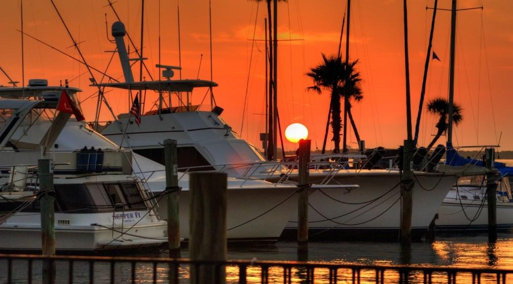 Dunedin Marina, Dunedin Florida