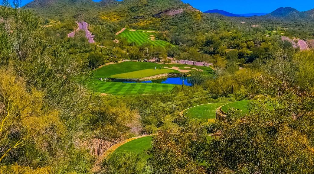Quintero Golf Club, Arizona