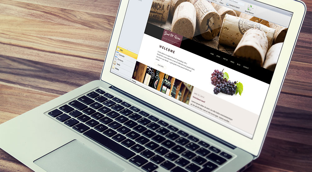 custom wine club email templates