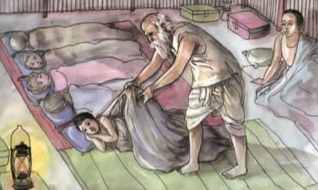 ४थी मायेची पाखर,Mayechi pakhar