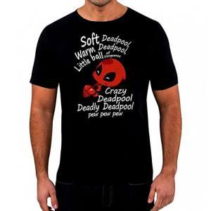 Deadpool The Big Bang Theory Quote T-Shirt