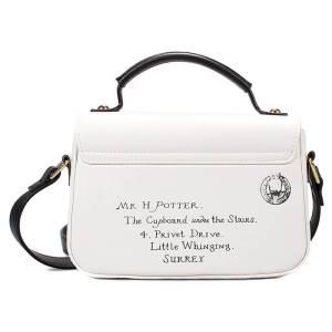 Harry Potter Letters Mini Satchel Bag Back