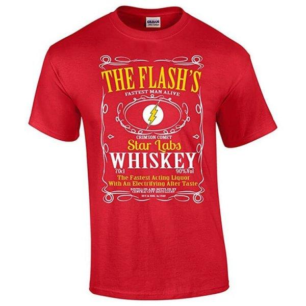The Flash Whiskey T-Shirt