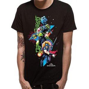 Thor Ragnarok Thor vs Hulk T-Shirt