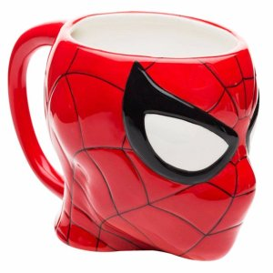 Spider-Man 3D Mug