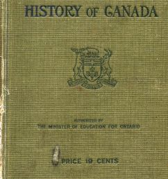 Citizenship Literacy and National Self-identity: The Historical Impact of  Curriculum and Textbooks in Shaping the Character of Ontario – Active  History [ 1278 x 857 Pixel ]