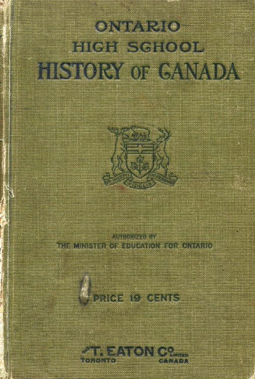 small resolution of Citizenship Literacy and National Self-identity: The Historical Impact of  Curriculum and Textbooks in Shaping the Character of Ontario – Active  History