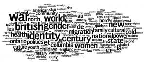 CHA 2008: Vancouver Keywords: War, British, Identity, New, Century