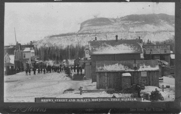 Fort William Thunder Bay Ontario