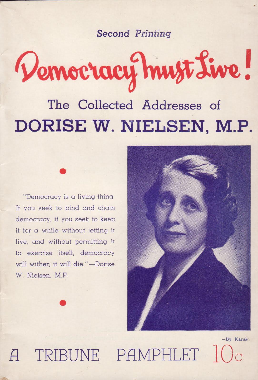 Dorise Nielsen – Active History