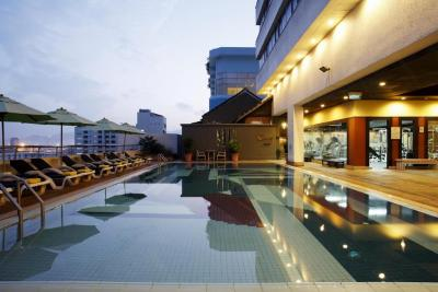 Centara Hotel Hat Yai. Book a room at the best agency price in the ActiveHolidays Co., LTD