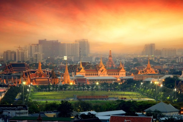 Grand Palace and Emerald Buddha