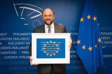 Martin SCHULZ EP President