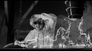 Young Frankenstein Arcing