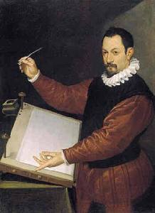 Scribe Portrait