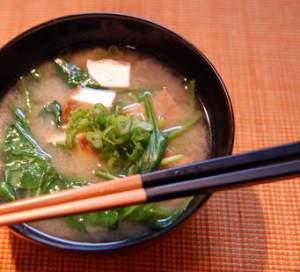 live miso soup