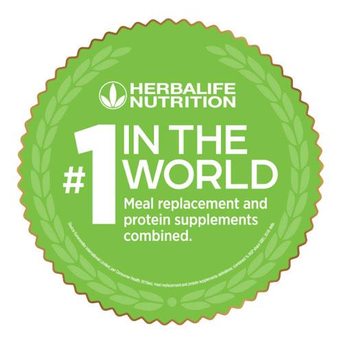 herbalife number 1