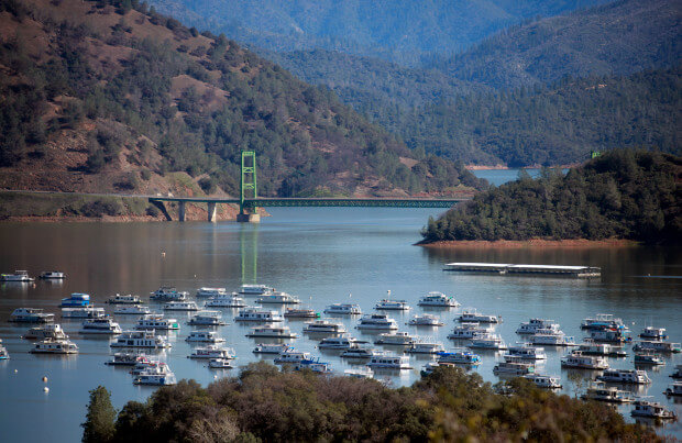 Lake Oroville Offers 10 Free Recreation Days This Summer