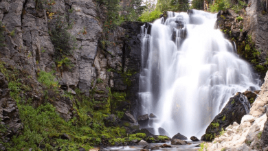 13 Waterfalls In One Weekend Northern California S World Famous