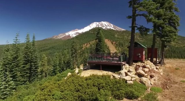 missing man hiked shoeless to mt shasta ski park after camping