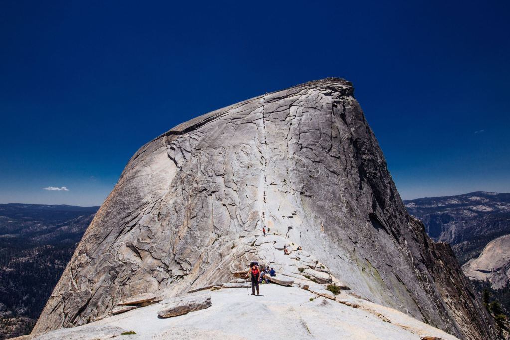 Terrifying Details Emerge From Hikers Tragic Death On Half Dome Active Norcal