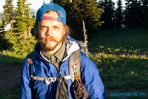 PCT SOBO thru hiker, Neemore (need less, want more) completed the AT last year.  I met him around 6:30am at Scout Pass where he gave me his spoon after I lost mine.  He does 'How To' videos for backpackers and posts on Youtube.  His Instagram handle is @neemorsworld.