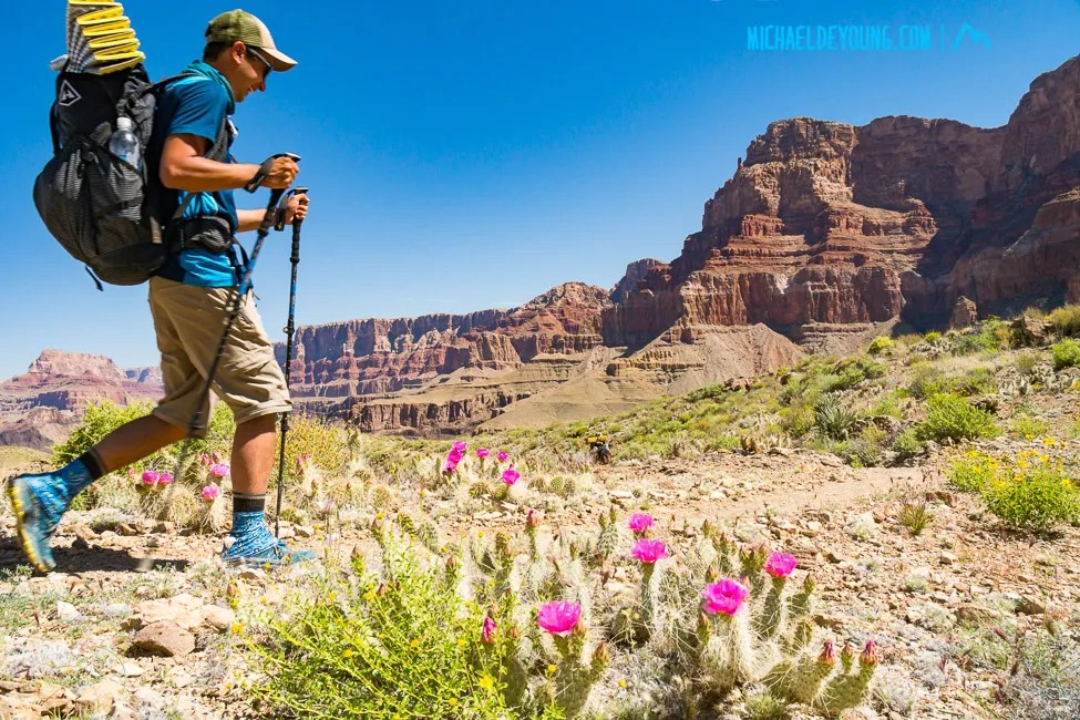 Beyond The Corridor:  What's it like to backpack the Grand Canyon backcountry?  What gear do you need?