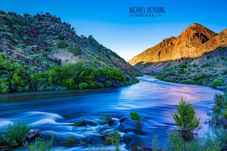 Rio Grande near Taos, NM