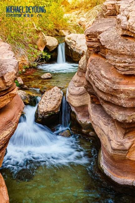 Deer Creek Narrows - Grand Canyon National Park