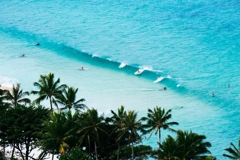 Hawaii Paddleboarding SUP in Oahu
