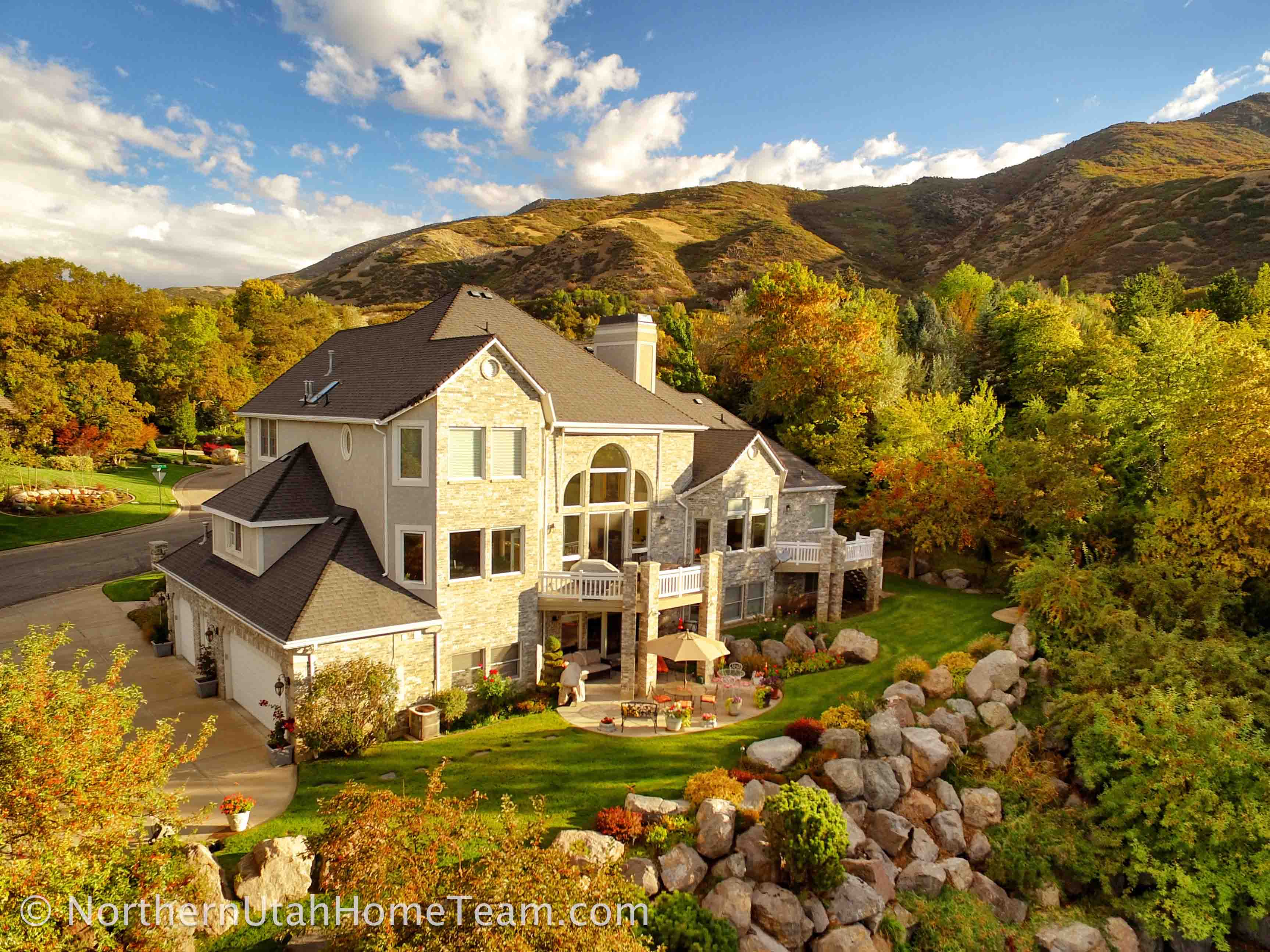 Luxury Mountain Homes for Sale