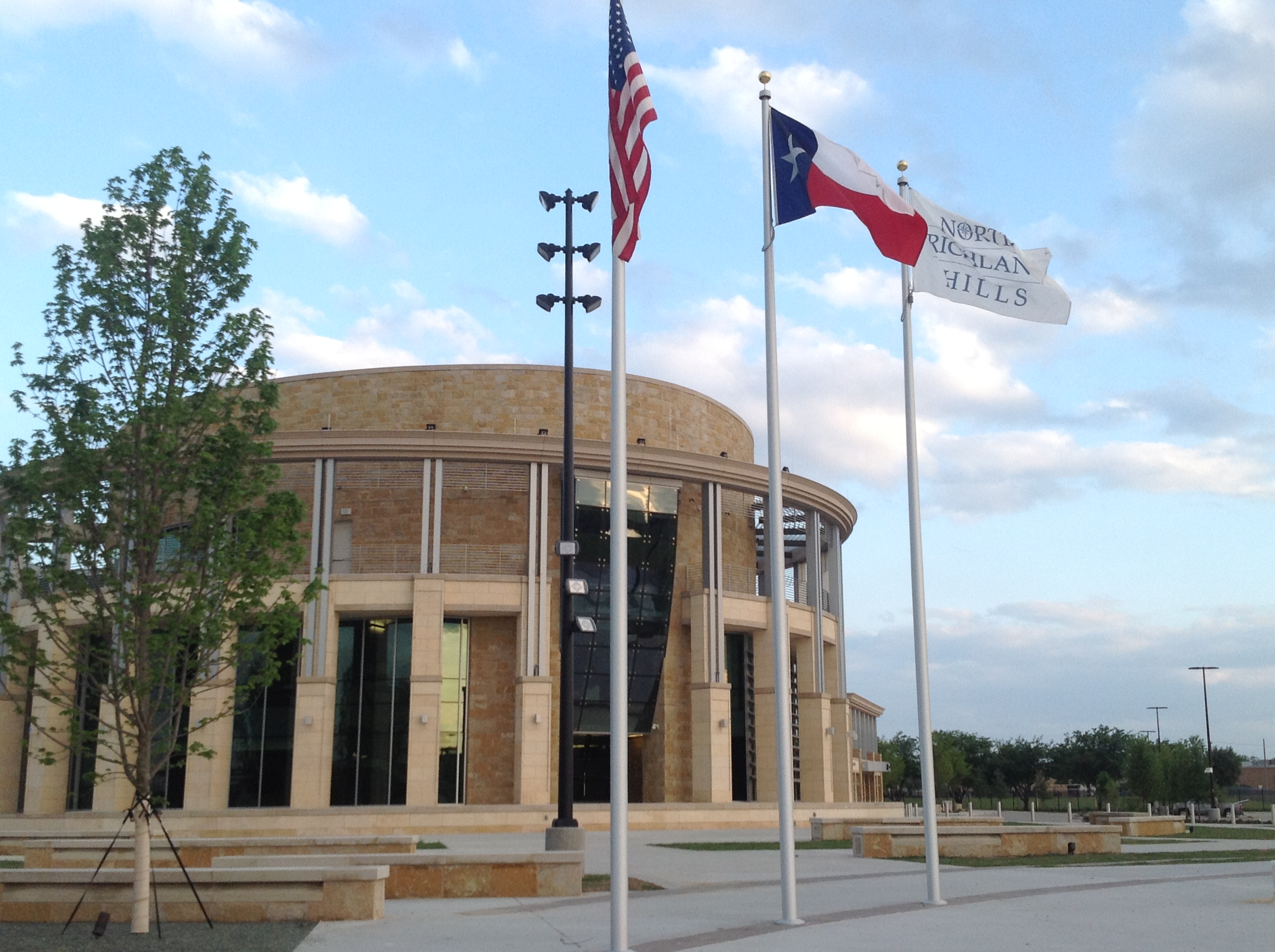 North Richland Hills Tx City Council Meeting - Year of Clean