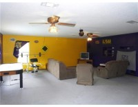 210 Hamilton Pineville, LA 71360 with an Awesome LSU Gameroom