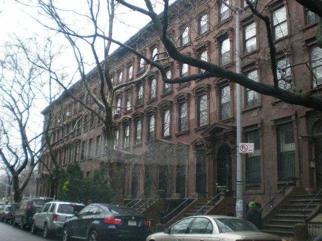 classic brownstones of prospect heights brooklyn new york