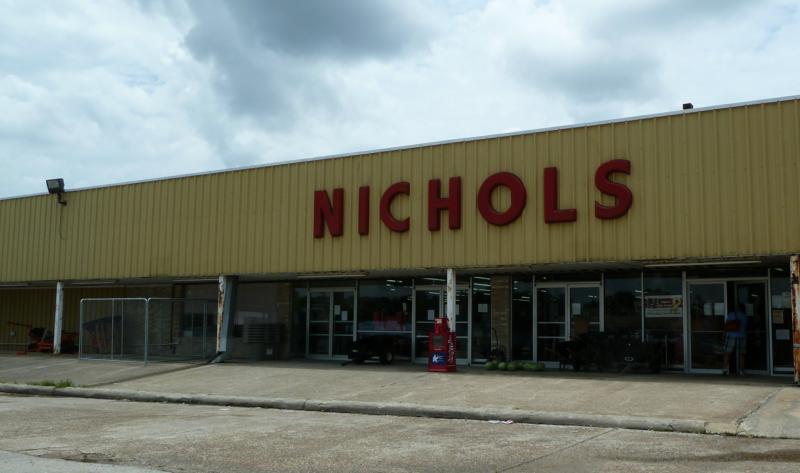Nichols in DeQuincy