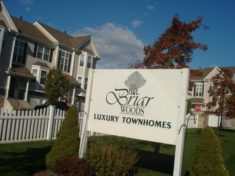 Luxury Townhomes in great commuting spot!