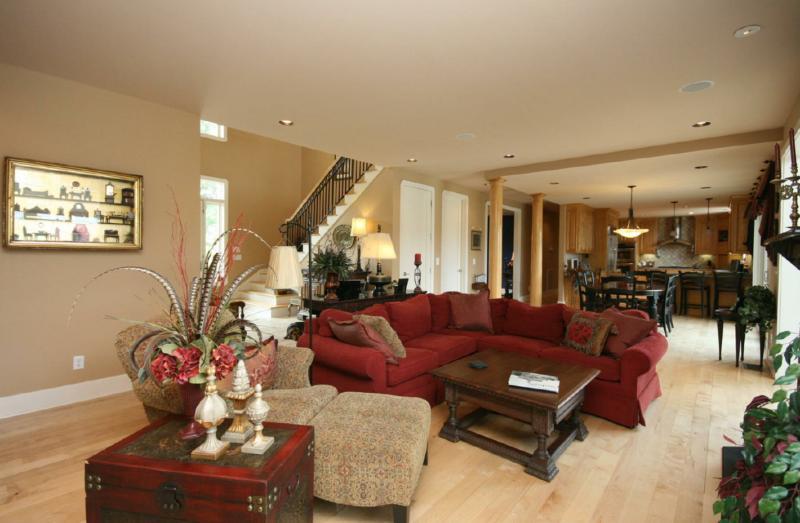 Living Room Franklin TN short sale